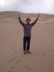 alan sand dune