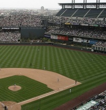 coors field empty seats