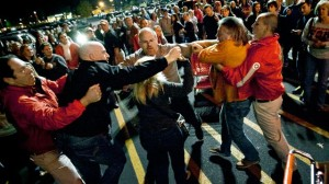 You may be stricken by MCS if you get in a fight on Black Friday.