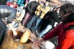 mochi pounding 2009
