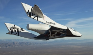 I want Virgin Galactic to help me pioneer the Souvenirs in Space Program.