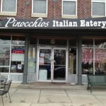 I think the Pinocchios in Lafayette is the flagship for this Italian restaurant. The Italian sandwich is called the Sylvester.