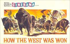 70mm how the west was won