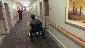 alan wheel chair