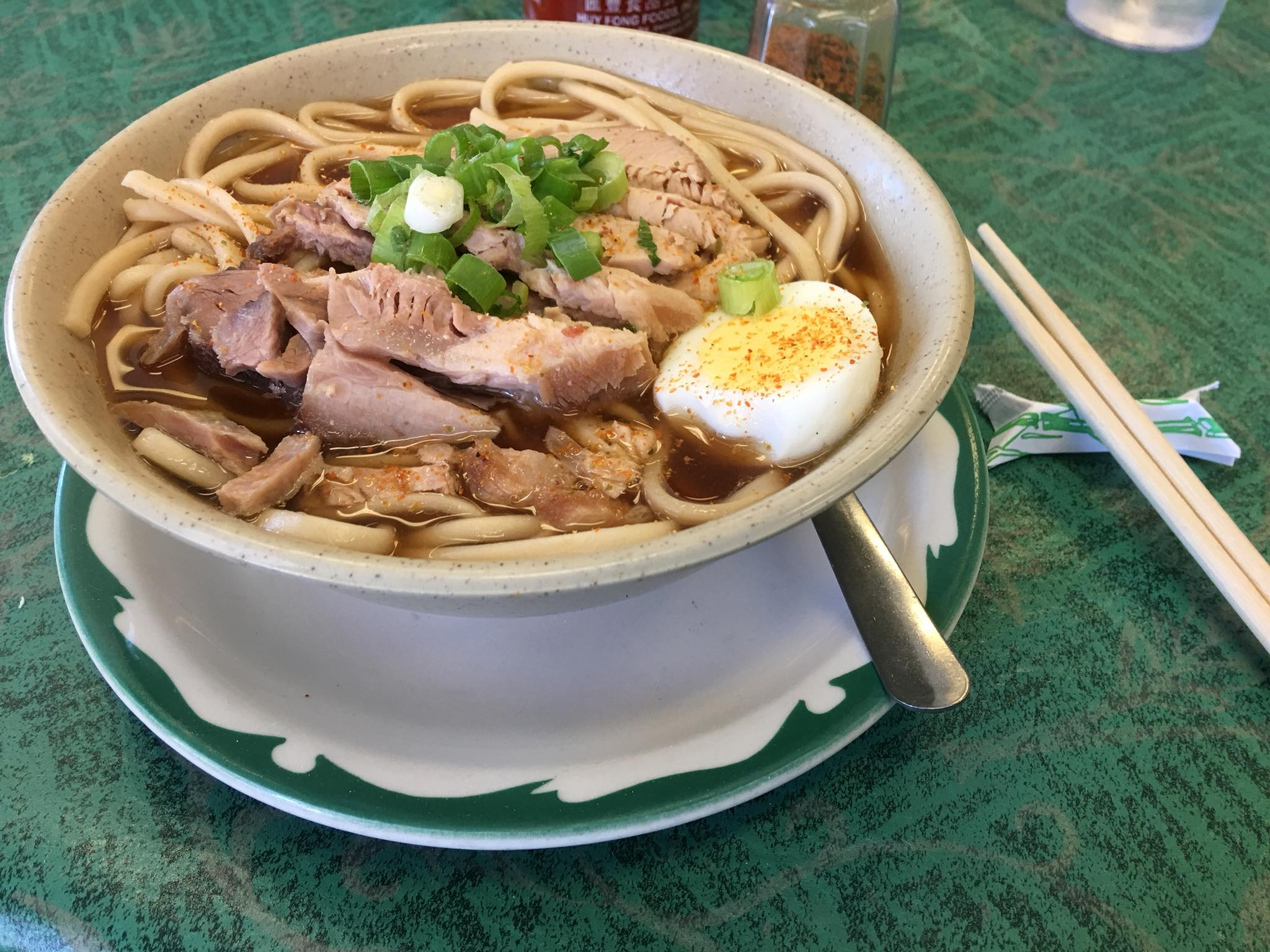 pork noodles 20th street