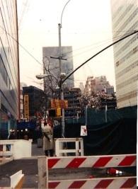 ground zero 2001