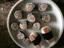 fb spam sushi