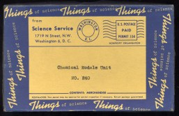 things of science box