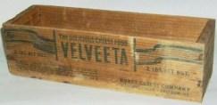 Velveeta Box